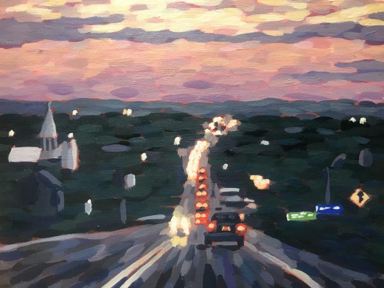 Heading Home by Luke Despatie
