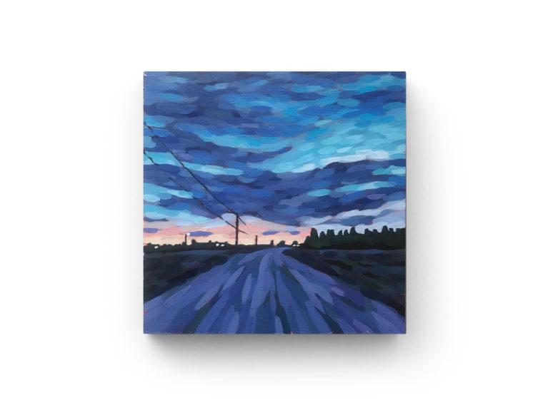 Lonesome Road by Luke Despatie